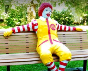 Ronald McDonald House- Support It!