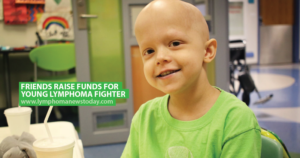 Friends Raise Funds for Young Lymphoma Fighter
