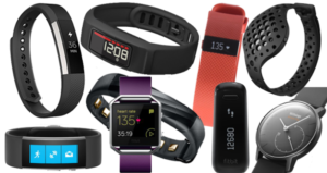 Health and Fitness Activity Trackers